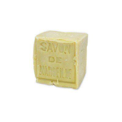 Savon de Marseille 400 Gr blanc  - artisanal