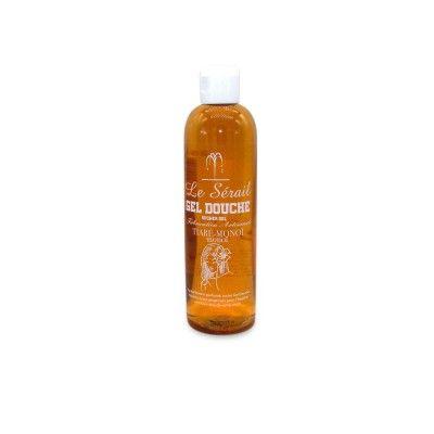 Gel douche tiaré - monoï 250 ml Le Serail - artisanal