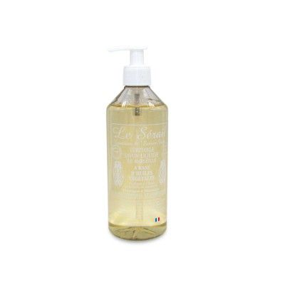 Marseille liquid soap based on fragrant vegetable oils Le Serail - artisanal