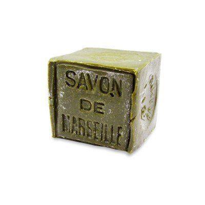 Savon de Marseille 400 Gr vert  - artisanal