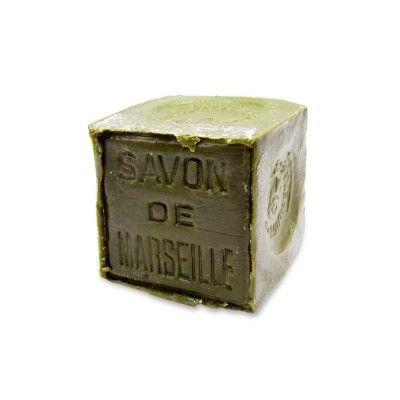 Savon de Marseille 600 Gr vert  - artisanal