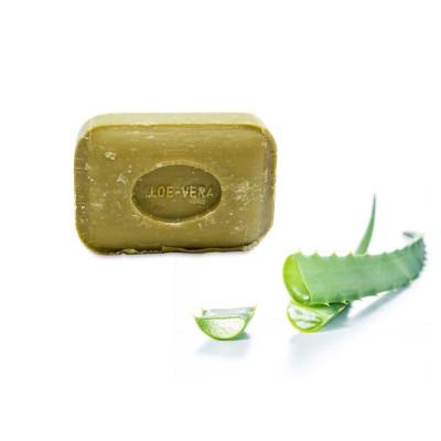 Savonnette Aloe Vera 100gr Le Serail - artisanal