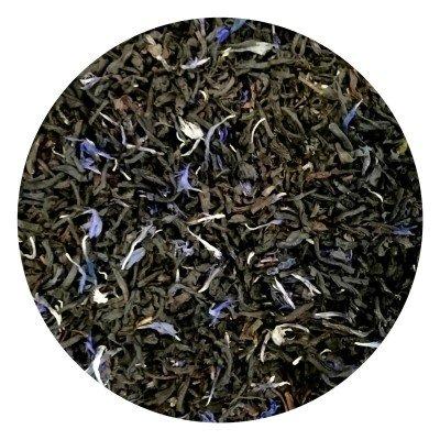 Earl grey blue avec fleurs de bleuet FBKT - artisanal