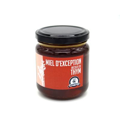 Exceptional Honey Thyme Harvest Rucher du Chanteloup - artisanal