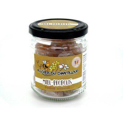 Homemade candy honey-propolis Rucher du Chanteloup - artisanal