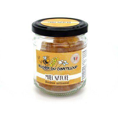 Bonbon artisanal Miel Nature Rucher du Chanteloup - artisanal