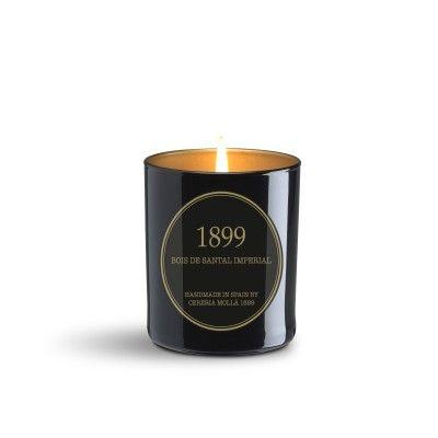 Bougie Bois de Santal Imperial premium 230gr - CERERIA MOLLA 1899 Cereria Molla 1899 - artisanal