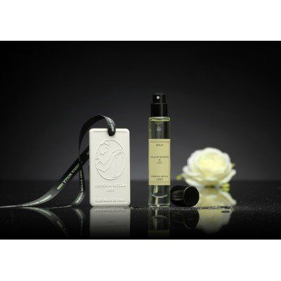 Spray Black Orchid & Lily - 15 ml - pack Complet - Cereria Molla 1899 Cereria Molla 1899 - artisanal