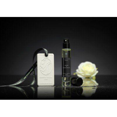 Spray Amber & Sandalwood - 15 ml - pack Complet - Cereria Molla 1899 Cereria Molla 1899 - artisanal