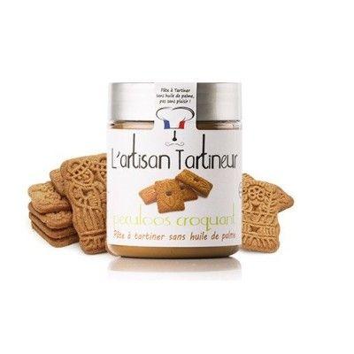 Speculoos Crunchy Spread - L'artisant tartineur L'artisan Tartineur - artisanal