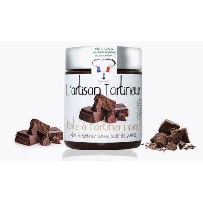 Dark cocoa spread - L'artisant tartineur L'artisan Tartineur - artisanal