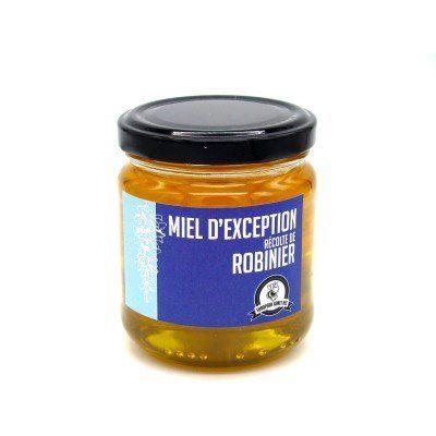 Honey exception Robinier harvest Rucher du Chanteloup - artisanal