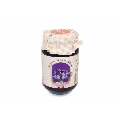 Confiture - Myrtilles - Artisanale d'Aubel Siroperie Artisanale d'Aubel - artisanal