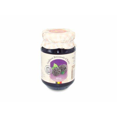 Jam - Blackberry Jelly - Aubel Artisanale Siroperie Artisanale d'Aubel - artisanal