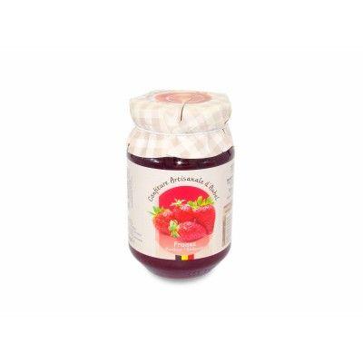 Jam - Strawberries - Aubel artisanal Siroperie Artisanale d'Aubel - artisanal