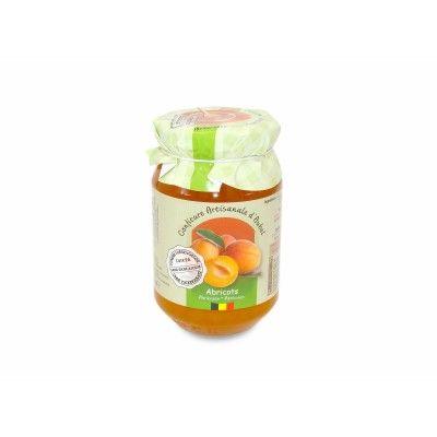 Jam - Apricots Without Sugar - Artisanale d'Aubel Siroperie Artisanale d'Aubel - artisanal