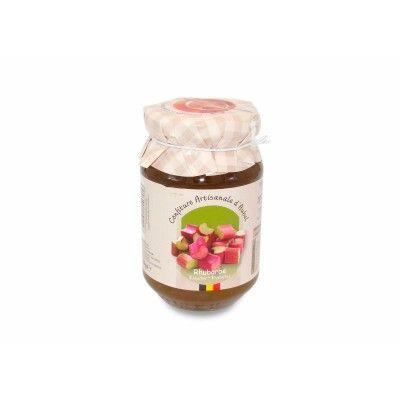 Jam - Rhubarb - Artisanale d'Aubel Siroperie Artisanale d'Aubel - artisanal