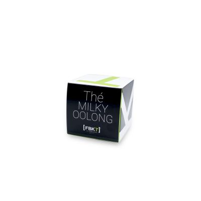 Pyramid Box - Milky Oolong Tea FBKT - artisanal