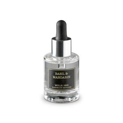 Essential oil - Basil & Mandarin 30 ml - Cereria Molla Cereria Molla 1899 - artisanal