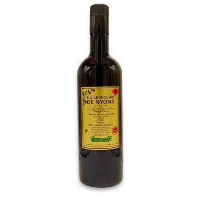 Huile d'olive AOP Nyons 75 cl - Moulin de Haute Provence Moulin de Haute Provence - artisanal
