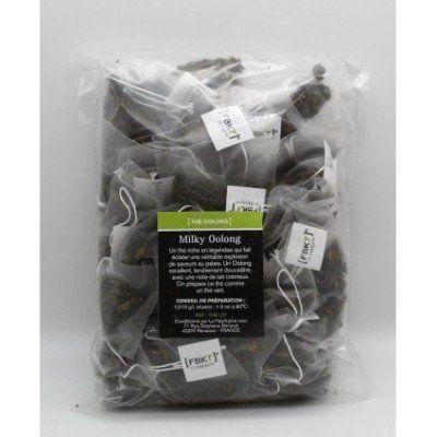 refill bitrot Pyramid Box - Milky Oolong Tea FBKT - artisanal