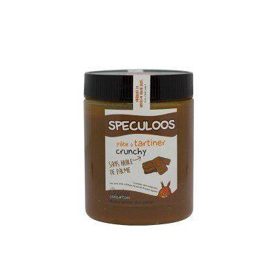 Pâte à tartiner - Spéculoos CRUNCHY 570gr Chocolartisan - artisanal