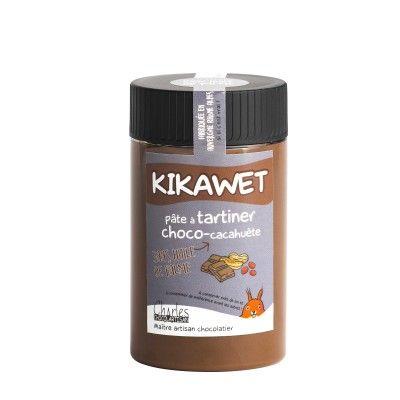 Pâte à tartiner KIKAWET 280 GR Chocolartisan - artisanal