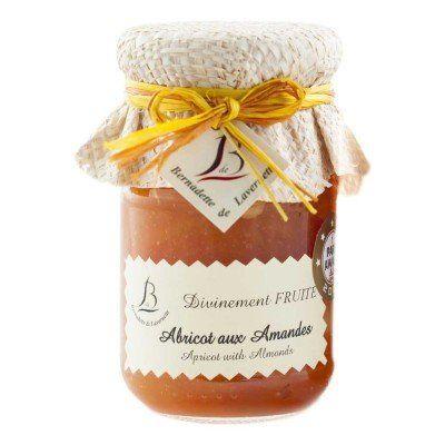 Bernadette de Lavernette - Abricot aux Amandes Bernadette de Lavernette - artisanal