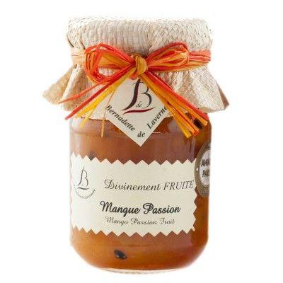 Bernadette de Lavernette - Mango Passion Fruit Bernadette de Lavernette - artisanal