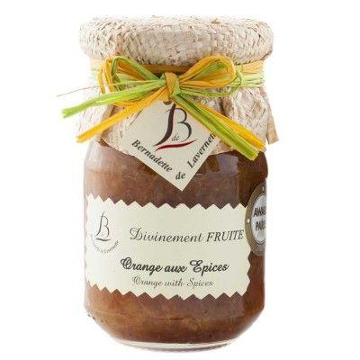 Bernadette de Lavernette - Orange aux Epices Bernadette de Lavernette - artisanal
