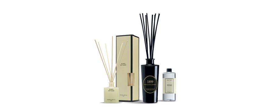 Diffuser of perfume with essence or essential oil