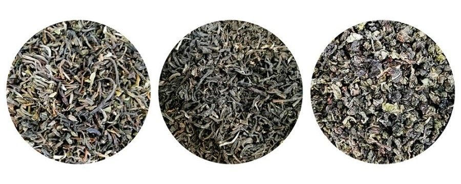 Black & semi-fermented teas