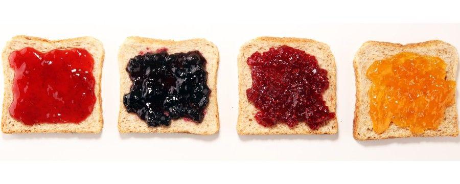 Homemade jam %separator% Made in Craft