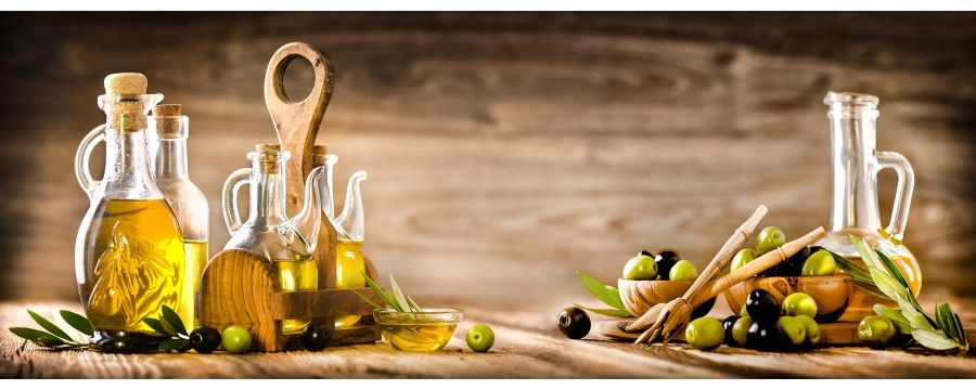 Olive Oil from Nyons %separator% Moulin de haute Provence